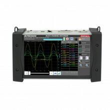 DAS240-BAT - Registrador de dados portátil de múltiplos canais - BK PRECISION