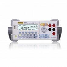 DM3058E - Multímetro Digital de bancada 5 1/2 dígitos com USB e RS-232 RIGOL