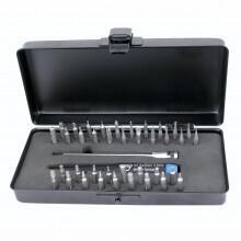 GTW75996 - Jogo bits 40 peças com cabo ESD WIHA