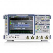 RTE1054 - 500 MHz - Osciloscópio 500 Digital oscilloscope, de 4 canais, com 5GSa/s, 50/200MSa, 16 Bit - ROHDE & SCHWARZ