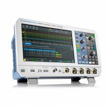 """RTM3K-24 - 200MHz - Osciloscópio Digital de 4 canais, com 5GSa/s, 80MSa, 10bit, 10"""" - ROHDE & SCHWARZ"""