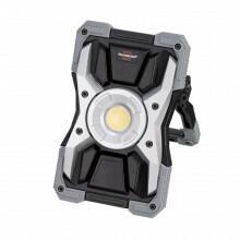 1173100100 - Luz de trabalho LED recarregável RUFUS / luz de oficina LED para exterior com carregador USB - BRENNENSTUHL