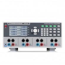 HMP4040 - Fonte de alimentação 4 canais com máx. 384 W de saída - ROHDE & SCHWARZ