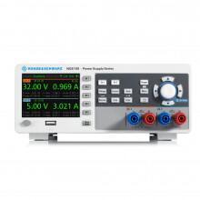 NGE100B – Fonte de alimentação com 2/3 canais de saída, Max. potência de saída 66 W/, resolução 10 mV – ROHDE & SCHWARZ