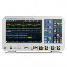 """RTM3000 -Osciloscópio de 2 canais, 100 MHz, com 5GSa/s, 10bit, 10"""" - ROHDE & SCHWARZ"""