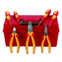 GTW32899 - Kit ferramentas isoladas 1000V VDE NR-10