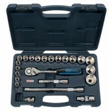 918.0623 - Jogo de soquete 1/2 10 - 34mm KS TOOLS