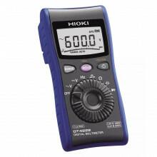 DT4222 - Multimetro digital com ± 0,5% precisão e 40 Hz a 1 kHz de largura de banda - HIOKI JAPAN