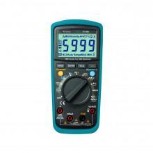 ET-1649 - Multímetro Digital CATIII 3 5/6 Dig. TRUE RMS - MINIPA