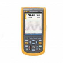 Fluke-125B - Osciloscópio Portátil ScopeMeter® Industrial (40MHz) FLUKE