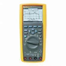 Fluke 289 - Multimetro profissional true rms industrial com registro e captura de tendências FLUKE