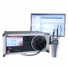 HG2-S - HygroGen2 - Calibrador portátil e gerador de Umidade e temperatura para calibrar instrumentos de medição de temperatura ROTRONIC
