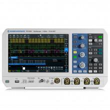 RTA4K-104 -1GHz - Osciloscópio Digital de 4 canais, com 5GSa/s, 200Msa, 10bit, 10 - ROHDE & SCHWARZ
