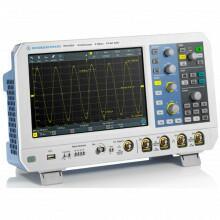 RTA4K-24 - 200MHz - Osciloscópio Digital de 4 canais, com 5HSa/s, 200MSa, 10bit, 10- ROHDE & SCHWARZ