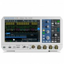 RTA4K-54 - 500MHz - Osciloscópio Digital de 4 canais, com 5HSa/s,200MSa, 10bit, 10- ROHDE & SCHWARZ