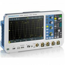 """RTM3K-104-1GHz - Osciloscópio Digital de 4 canais, com 5GSa/s, 80MSa, 10bit,10"""" - ROHDE & SCHWARZ"""